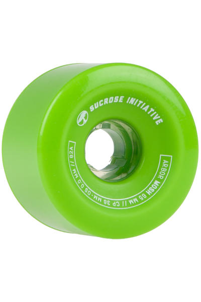 Arbor Mosh 65mm 82A Rollen (green) 4er Pack