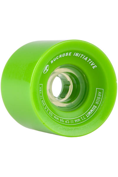 Arbor Summit 71mm 78A Rollen (green) 4er Pack