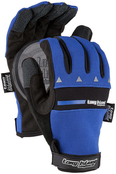 Long Island Freeride Slide Gloves (stoner blue)