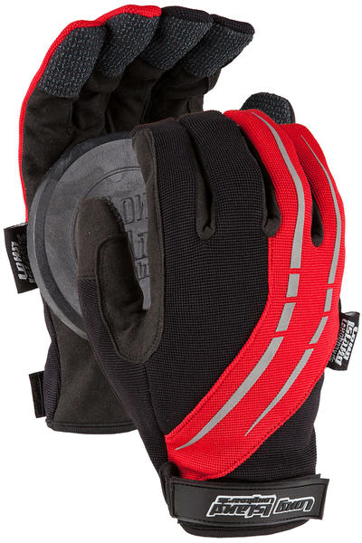 Long Island Freeride Slide Gloves (fast red)