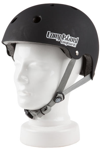 Long Island Skate Helm (black)