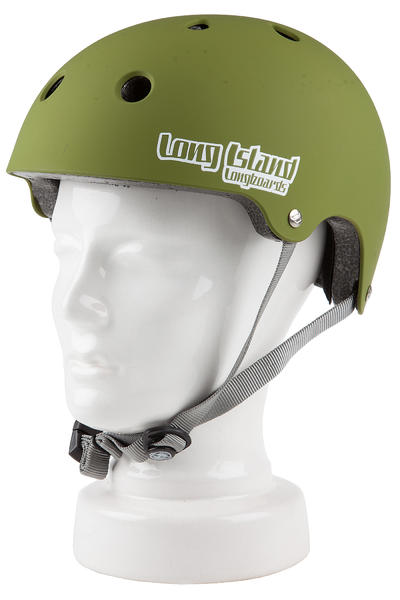 Long Island Skate Helm (green)