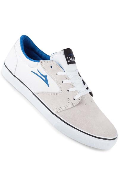 Lakai Fura Suede Shoe (white blue)