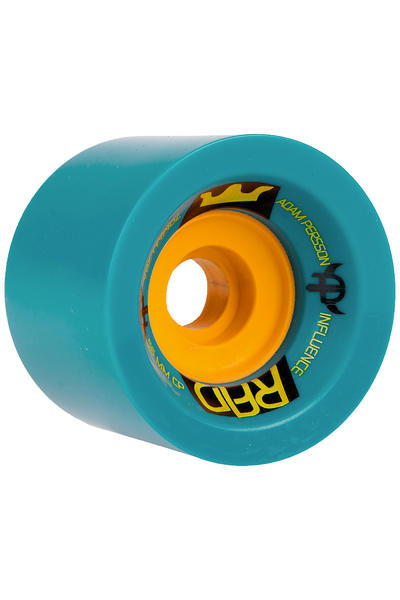 R.A.D. Influence 70mm 78A Rollen (blue) 4er Pack