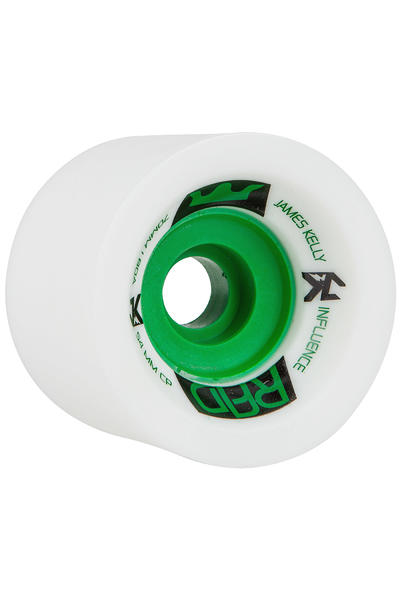 R.A.D. Influence 70mm 80A Wheel (white) 4 Pack