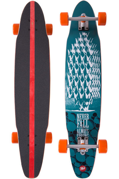 "MOB Skateboards Fall 40"" 8-Ply (101,6cm) Komplett-Longboard"
