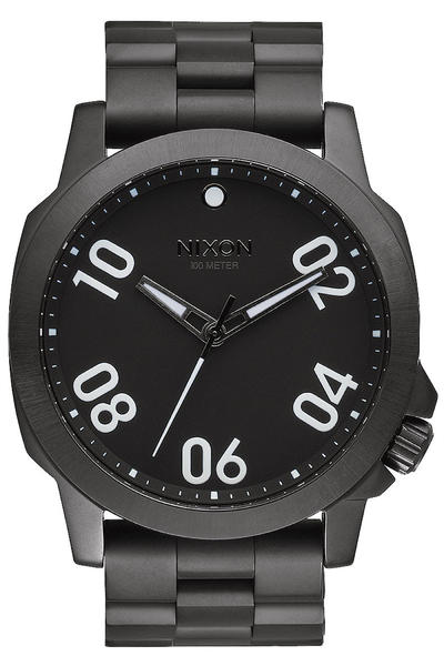 Nixon The Ranger 45 Watch (all black)