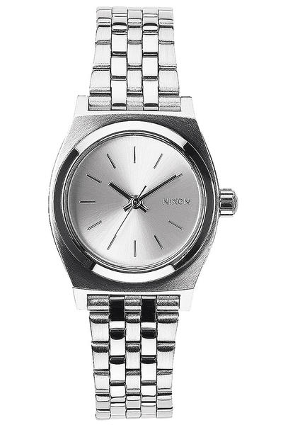 Nixon The Small Time Teller Watch women (all silver)
