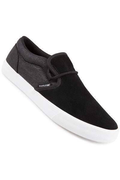 Supra Cuba Shoe (black white)