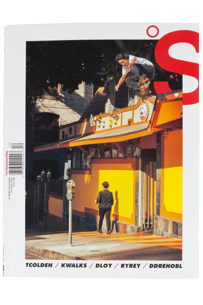 The Skateboard Mag Dezember 2014 Revista