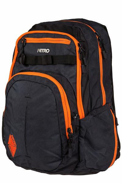 Nitro Chase Rucksack 35L (blur orange trims)