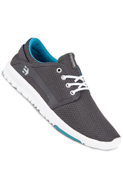 Etnies Scout Schuh women (dark grey white)