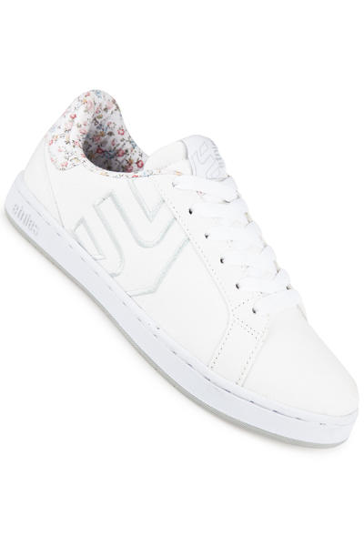 Etnies Fader Schuh women (white white light grey)