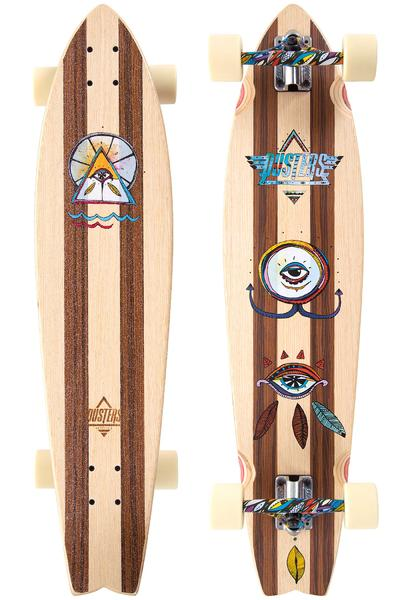 "Dusters MIA 37"" (94cm) Longboard-completo (rosewood)"