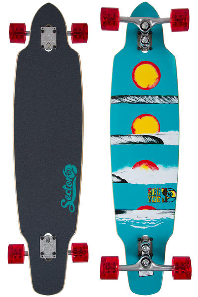 "Sector 9 Horizon 39"" (99cm) Complete-Longboard (blue)"