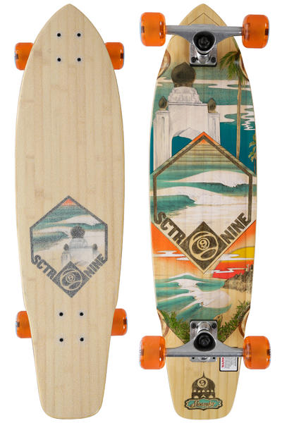 "Sector 9 Swamis 34"" (86cm) Complete-Longboard"