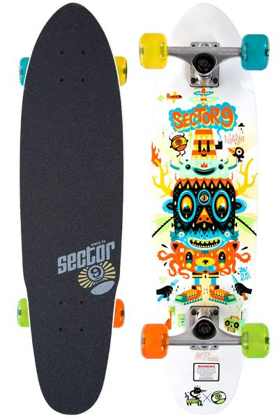 "Sector 9 Party Time 31.6"" (80,3cm) Cruiser"