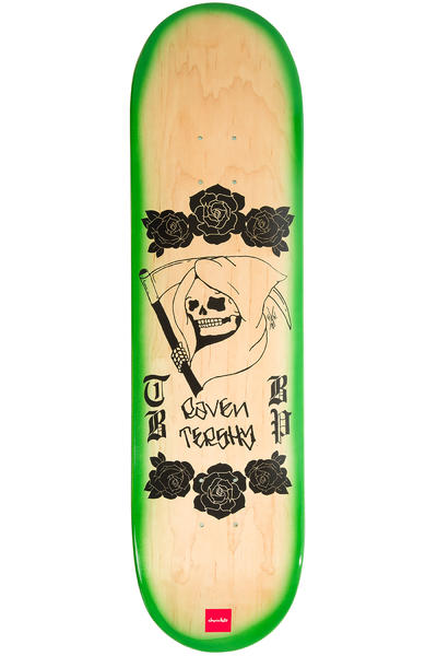 "Chocolate Tershy Lupitas 8.375"" Deck"