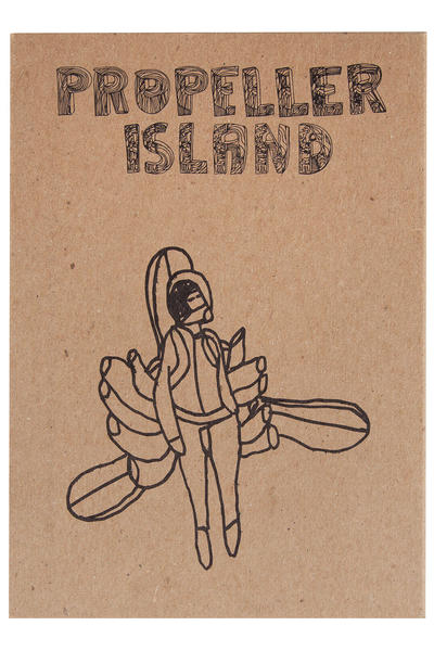 DVD diverse Jonathan Peters Propeller Island DVD