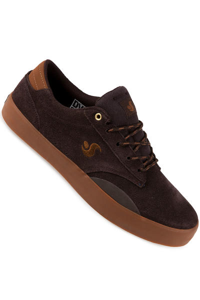 DVS Daewon 14 Suede Shoe (coffe bean)