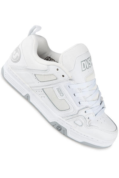 DVS Comanche Leather Shoe (white)