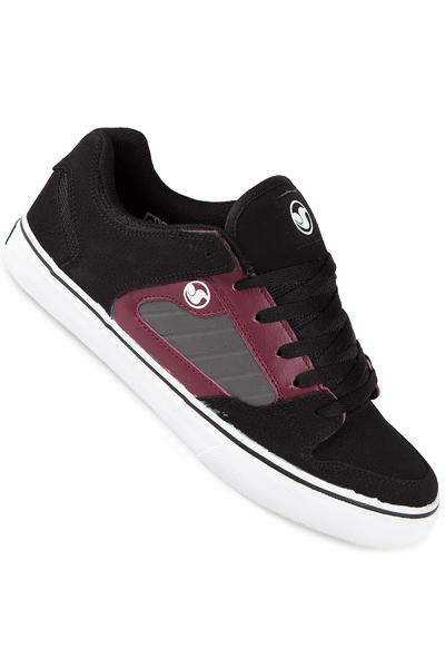 DVS Militia CT Schuh (black grey port wapple buck)