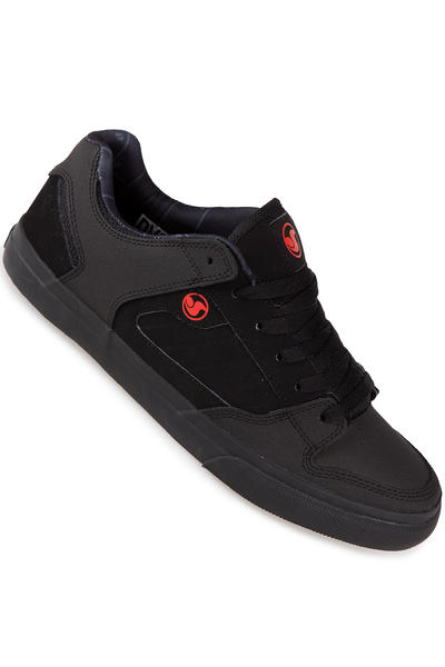 DVS Militia CT Nubuk Shoe (black red)