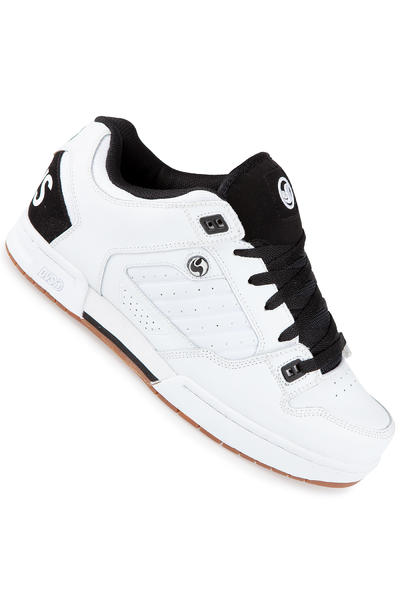 DVS Militia Shoe (white white black)