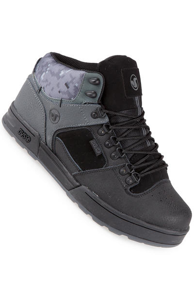 DVS Westridge Shoe (black grey warple buck)