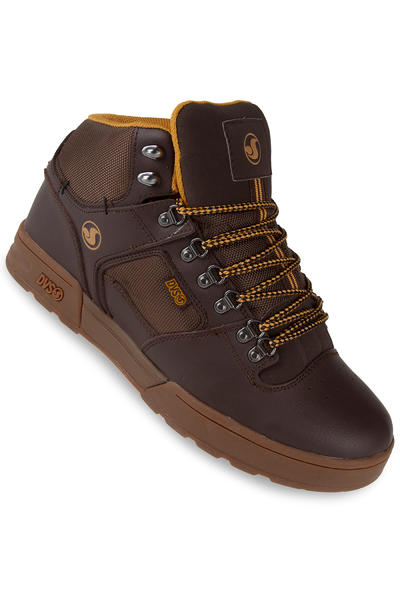 DVS Westridge Leather Schuh (brown crazy horse)