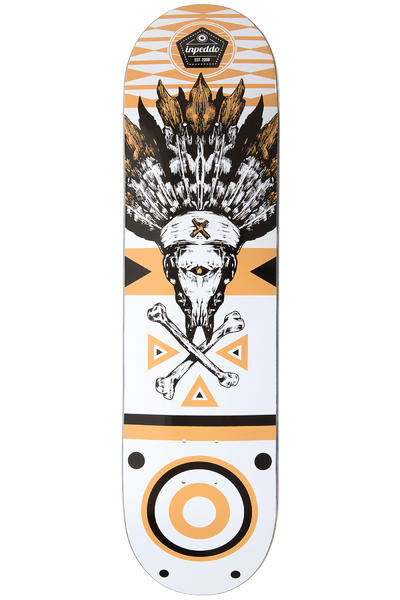 "Inpeddo Chief 7.875"" Deck (dune)"