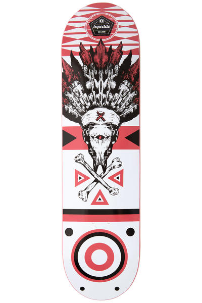 "Inpeddo Chief 8.125"" Deck (fire)"