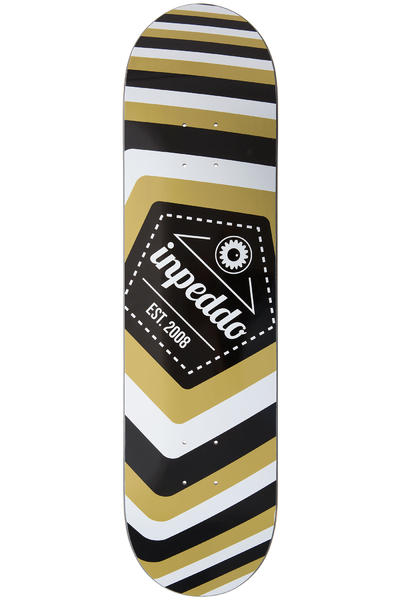 "Inpeddo Big Logo 8"" Planche Skate (caramel)"