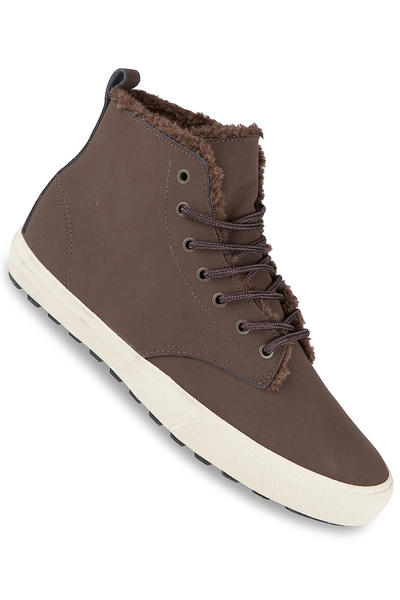 Globe Crusade Nubuck Shoe (brown fur)