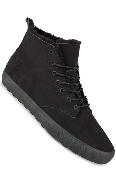 Globe Crusade Nubuck Shoe (black fur)