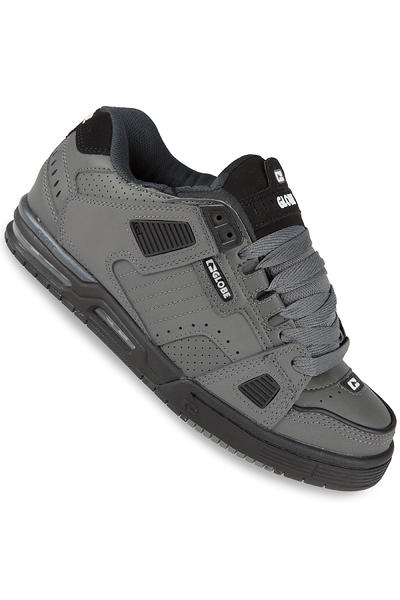 Globe Sabre Nubuck Shoe (charcoal black)
