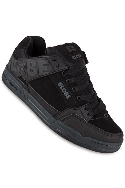 Globe Tilt Nubuck Shoe (black night)