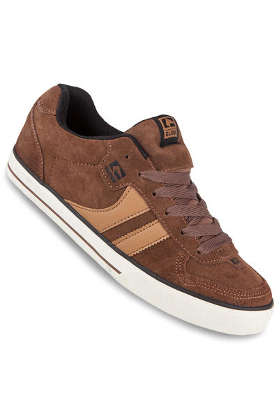 Globe Encore 2 Suede Shoe (dark brown)