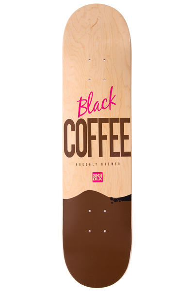 "SK8DLX Coffee Series 7.5"" Deck"