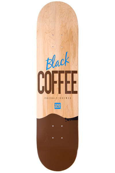 "SK8DLX Coffee Series 7.625"" Deck"