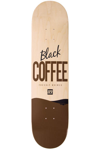 "SK8DLX Coffee Series 7.75"" Deck"