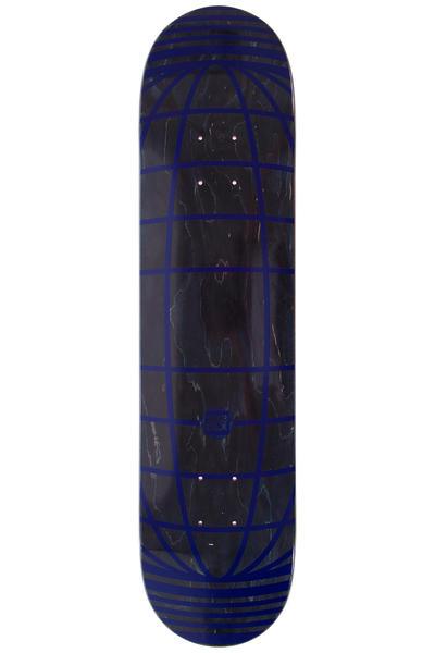 "SK8DLX Global Series 7.5"" Deck (black blue)"