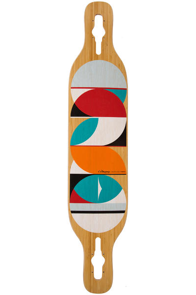 "Loaded Dervish Sama 2015 42.8"" (109cm) Tabla Longboard"