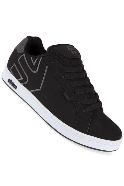 Etnies Fader Schuh (black white grey)