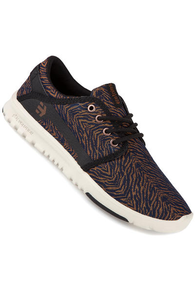 Etnies Scout Schuh women (black brown)