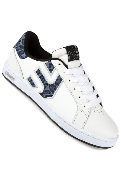 Etnies Fader LS Schuh women (white black grey)