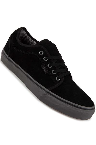 Vans Chukka Low Suede Schuh (smashed paisley black grey)
