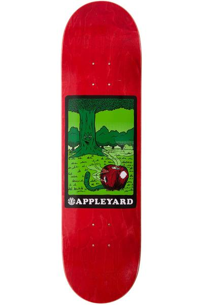 "Element Appleyard Second Hand 8.25"" Deck (red)"