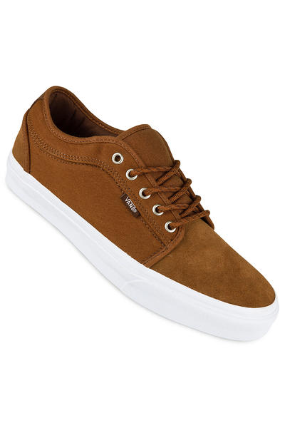 Vans Chukka Low Shoe (herringbone twill tobacco)