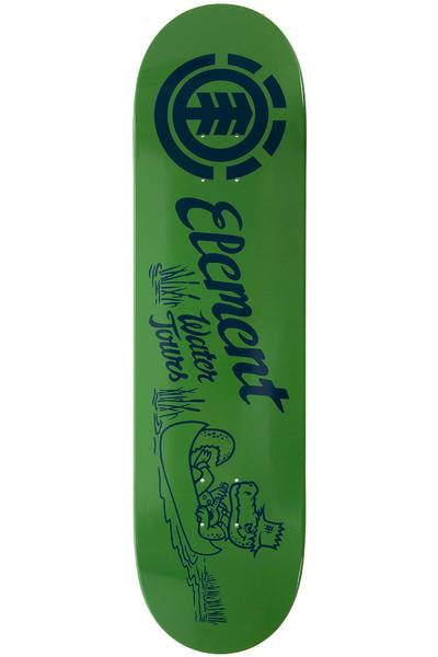 "Element Family Business Water 8.25"" Deck (green)"